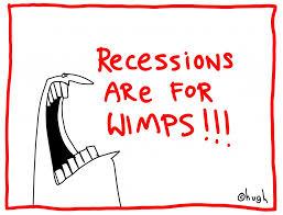 recessie en narcisme